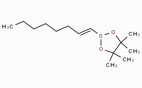 反式-1-辛烯-1-基硼酸频哪酯