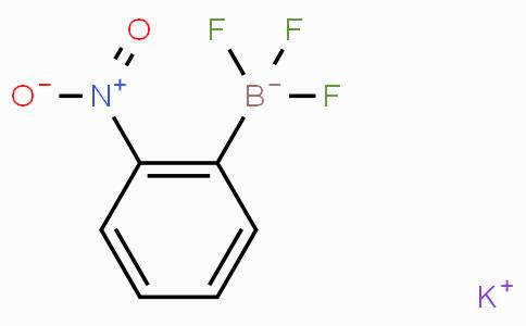 Potassium (2-nitrophenyl)trifluoroborate