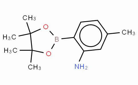 2-氨基-4-甲基苯硼酸频那醇酯