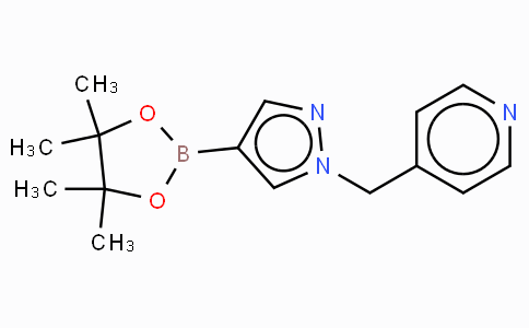 1-(4-Pyridinmethyl)pyrazole-4-boronic acid pinacol ester