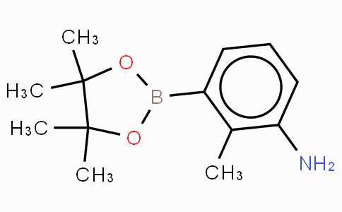 3-Amino-2-methylphenylboronic acid, pinacol ester