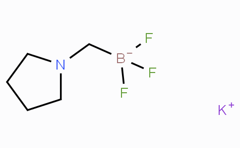 Potassium trifluoro[(pyrrolidin-1-yl)methyl]borate