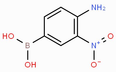 4-Amino-3-nitrophenylboronic acid