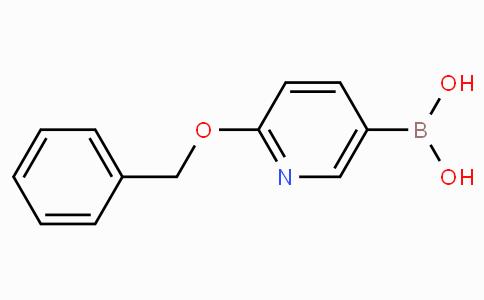 2-Benzyloxypyridine-5-boronic acid