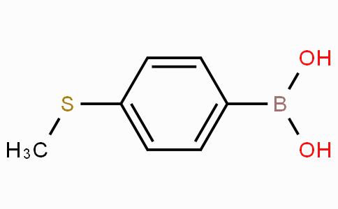 4-(Methylthio)phenylboronic acid