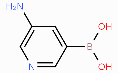 5-Aminopyridin-3-ylboronic acid