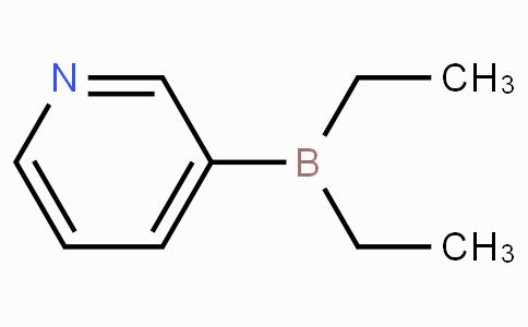 Diethyl(3-pyridyl)borane