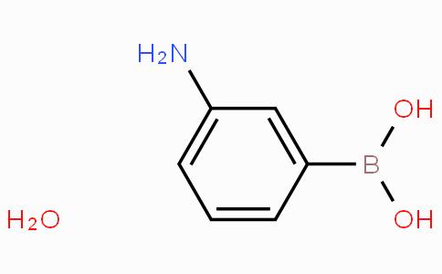 3-氨基苯硼酸一水合物(含有数量不等的酸酐)