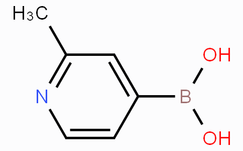 2-Methylpyridine-4-boronic acid
