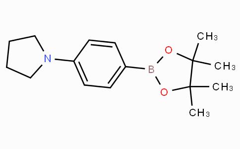 4-Pyrrolidinophenylboronic acid pinacol ester