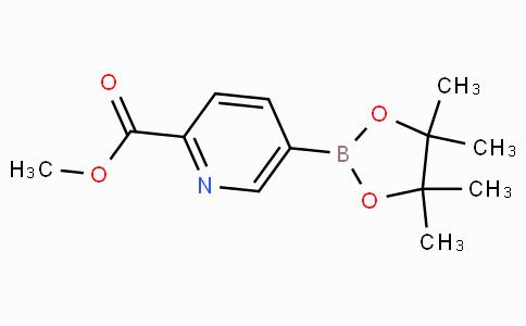2-(Methylcarboxy)pyridine-5-boronic acid pinacol ester