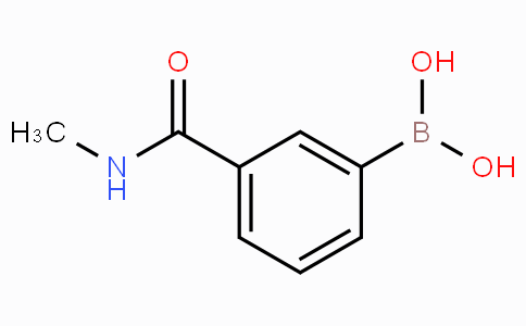 3-(Methylcarbamoyl)phenylboronic acid