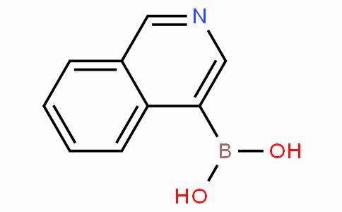 4-Isoquinolineboronic acid