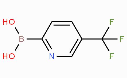 5-(Trifluoromethyl)pyridin-2-boronic acid