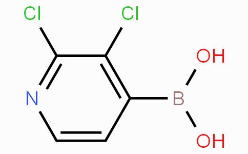 2,3-Dichloro-4-pyridineboronic acid