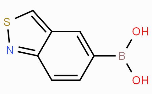 Benzo[c]isothiazol-5-ylboronic acid