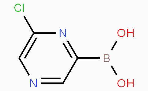6-Chloropyrazine-2-boronic acid