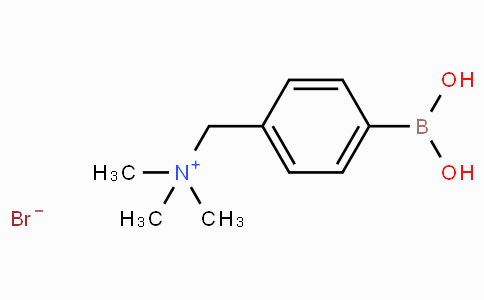 [4-(Dihydroxyboryl)phenyl]-N,N,N-trimethylmethanaminium bromide