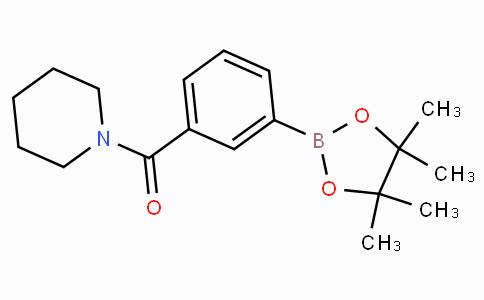 3-(Piperidine-1-carbonyl)phenylboronic acid pinacol ester