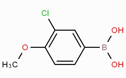 3-Chloro-4-methoxyphenylboronic acid