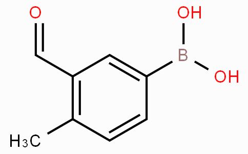 3-Formyl-4-methylphenylboronic acid