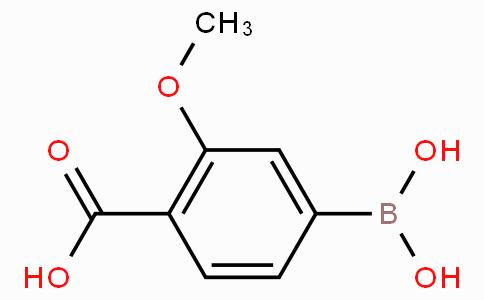 3-甲氧基-4-羧基苯硼酸