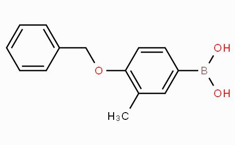 4-Benzyloxy-3-methylphenylboronic acid