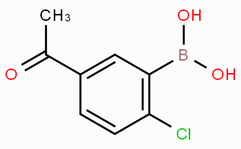 5-Acetyl-2-chlorophenylboronic acid