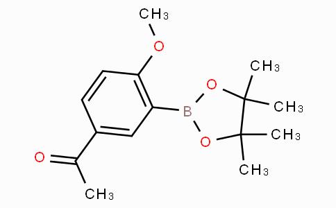 5-Acetyl-2-methoxyphenylboronic acid pinacol ester