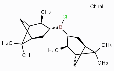 (-)-Diisopinocampheyl chloroborane