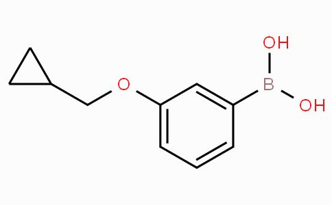 3-(Cyclopropylmethoxy)phenylboronic acid