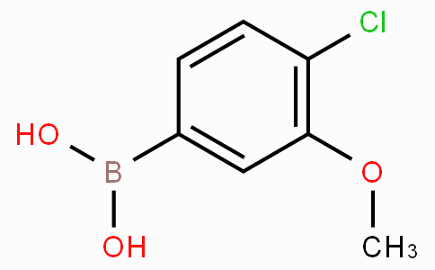 4-Chloro-3-methoxyphenylboronic acid
