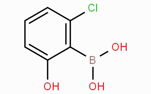 2-Chloro-6-hydroxyphenylboronic acid