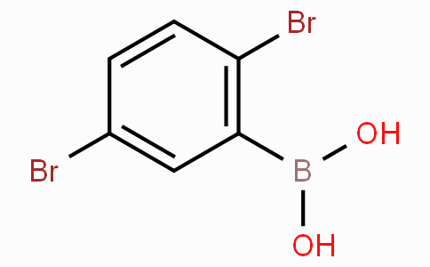 2,5-Dibromophenylboronic acid