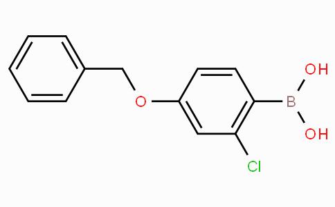 4-Benzyloxy-2-chlorophenylboronic acid