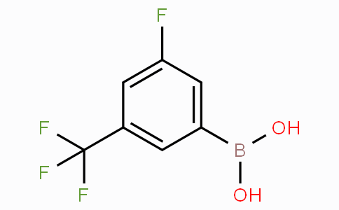 3-Fluoro-5-(trifluoromethyl)benzeneboronic acid