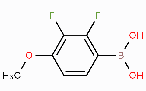 2,3-Difluoro-4-methoxyphenylboronic acid