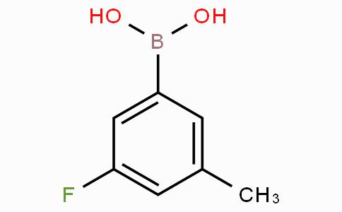 3-Fluoro-5-methylbenzeneboronic acid