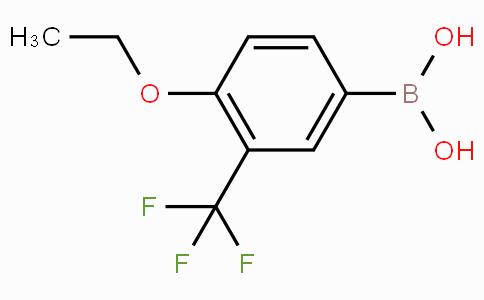 4-Ethoxy-3-trifluoromethylphenylboronic acid
