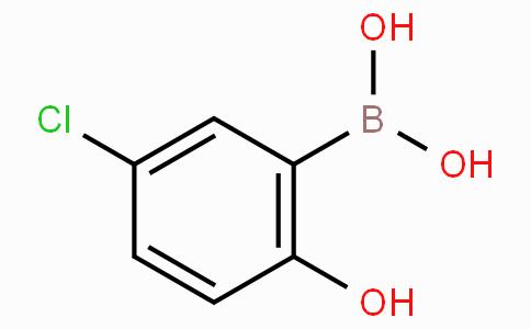 5-氯-2-羟基苯基硼酸