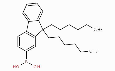9,9-Dihexyl-9H-fluoren-2-boronic acid
