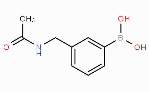 3-(Acetylaminomethyl)benzeneboronic acid