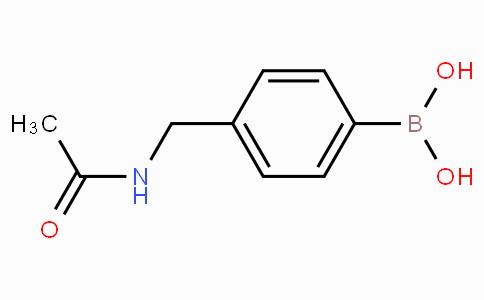 4-(Acetylaminomethyl)benzeneboronic acid