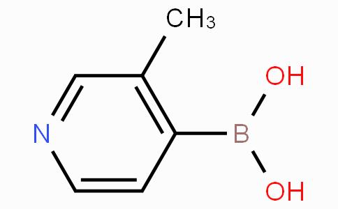 (3-Methylpyridin-4-yl)boronic acid