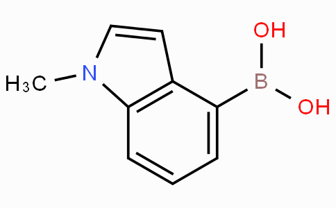 1-甲基吲哚-4-硼酸