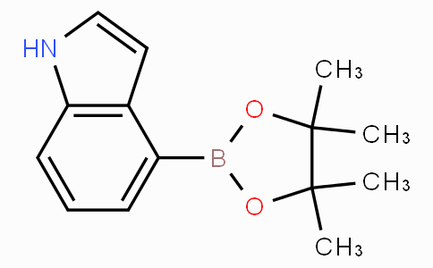 4-吲哚硼酸频那醇酯
