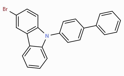 3-Bromo-9-(4-biphenylyl)carbazole