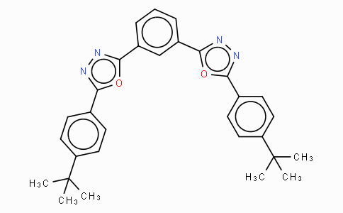 2,2'-(1,3-Phenylene)bis[5-(4-tert-butylphenyl)-1,3,4-oxadiazolespirobifluorene