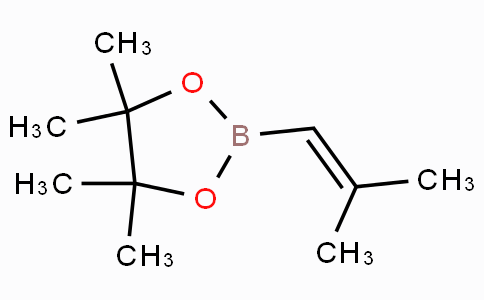 2,2-Dimethylethenylboronic acid pinacol ester
