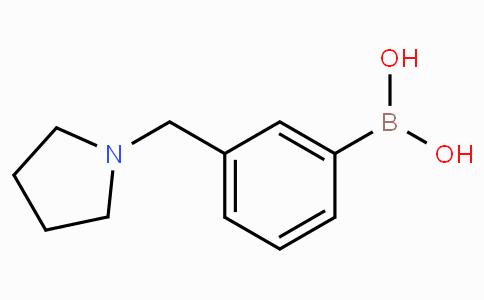3-(Pyrrolidin-1-ylmethyl)phenylboronic acid